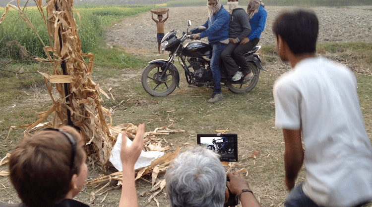 India Filming 6