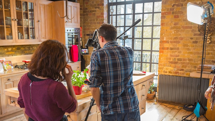 food video production