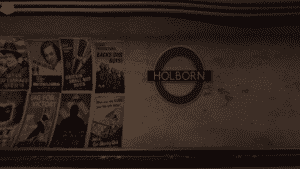 holborn stattion in 1940 blitz 360 video experience
