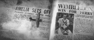 Screengrab from Wimbledon's 'The Story Continues' video as part of their rebrand.